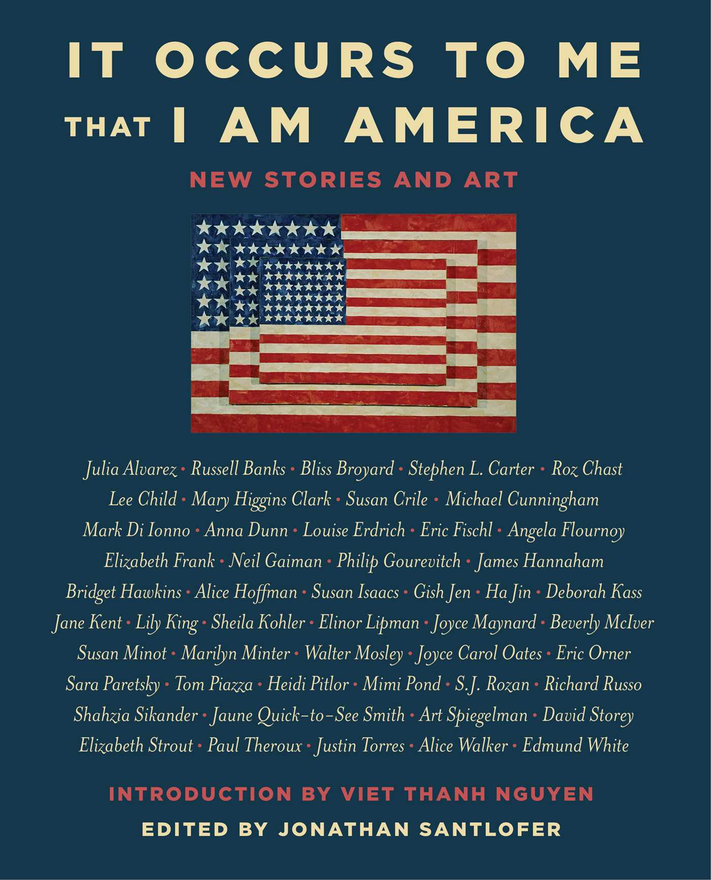The Way We Read Now It Occurs To Me That I Am America (ACLU benefit Anthology)  Buy Here