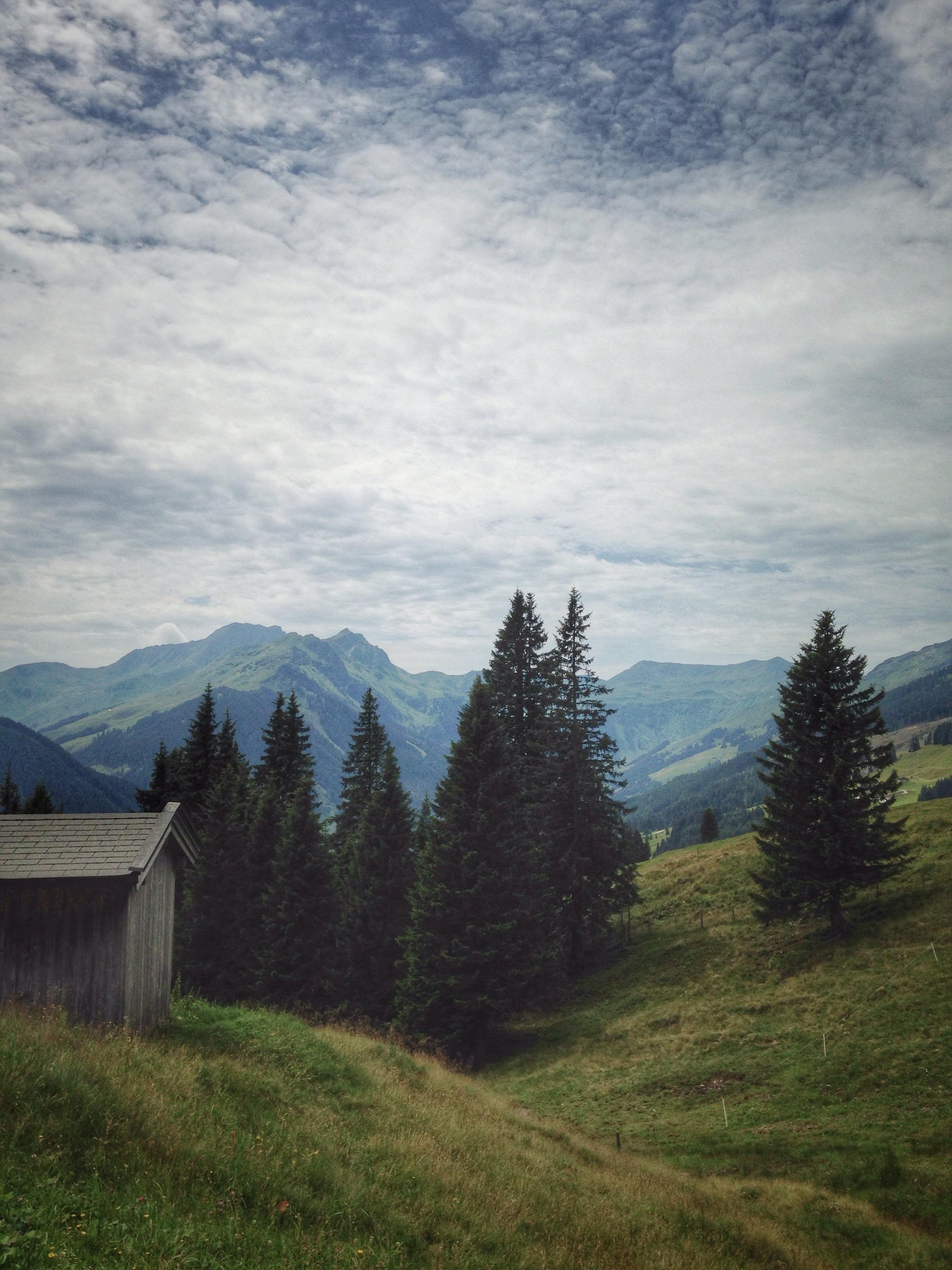 Saalbach Hinterglemm, Austria.