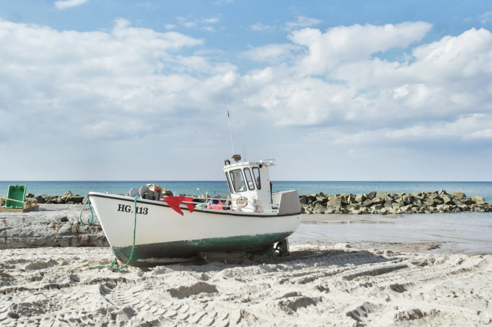 Love Fishing...this is the place for you. - The beautiful and popular fishing village of Lønstrup. Here you will find an authentic,picture perfect village, close to the sea.For more on Lønstrup click on the link.