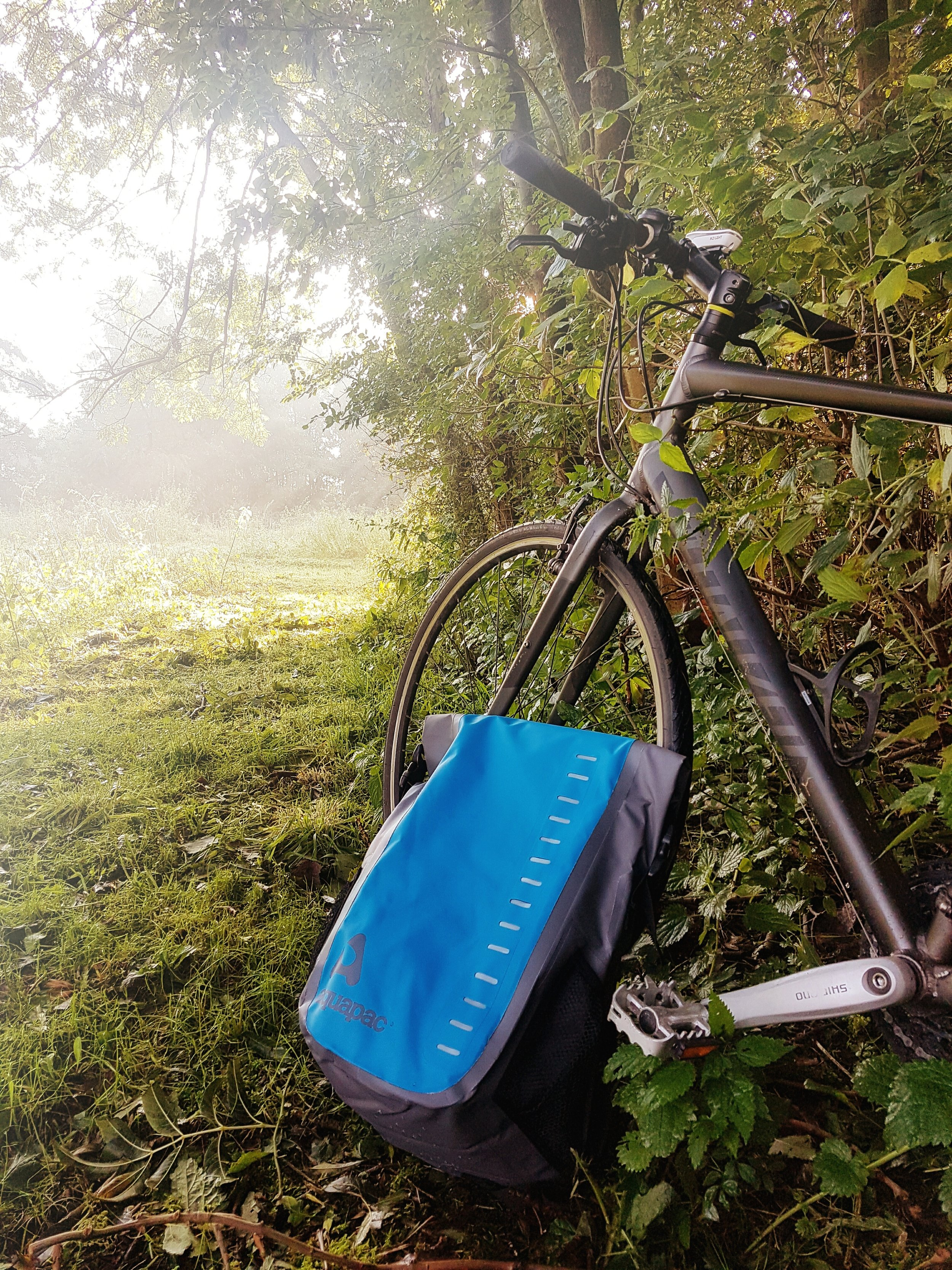 The  pack  is perfect for any  commuter cyclist . I use mine every day and I cannot begin to stress how comfortable and waterproof this is.  I'm really delighted with the overall size, shape and volume of this pack, as it allows me to carry all that I need on my commute to work.