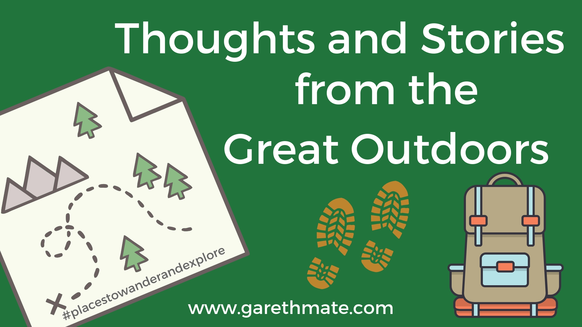 Personal notes and stories from the Great Outdoors..jpg