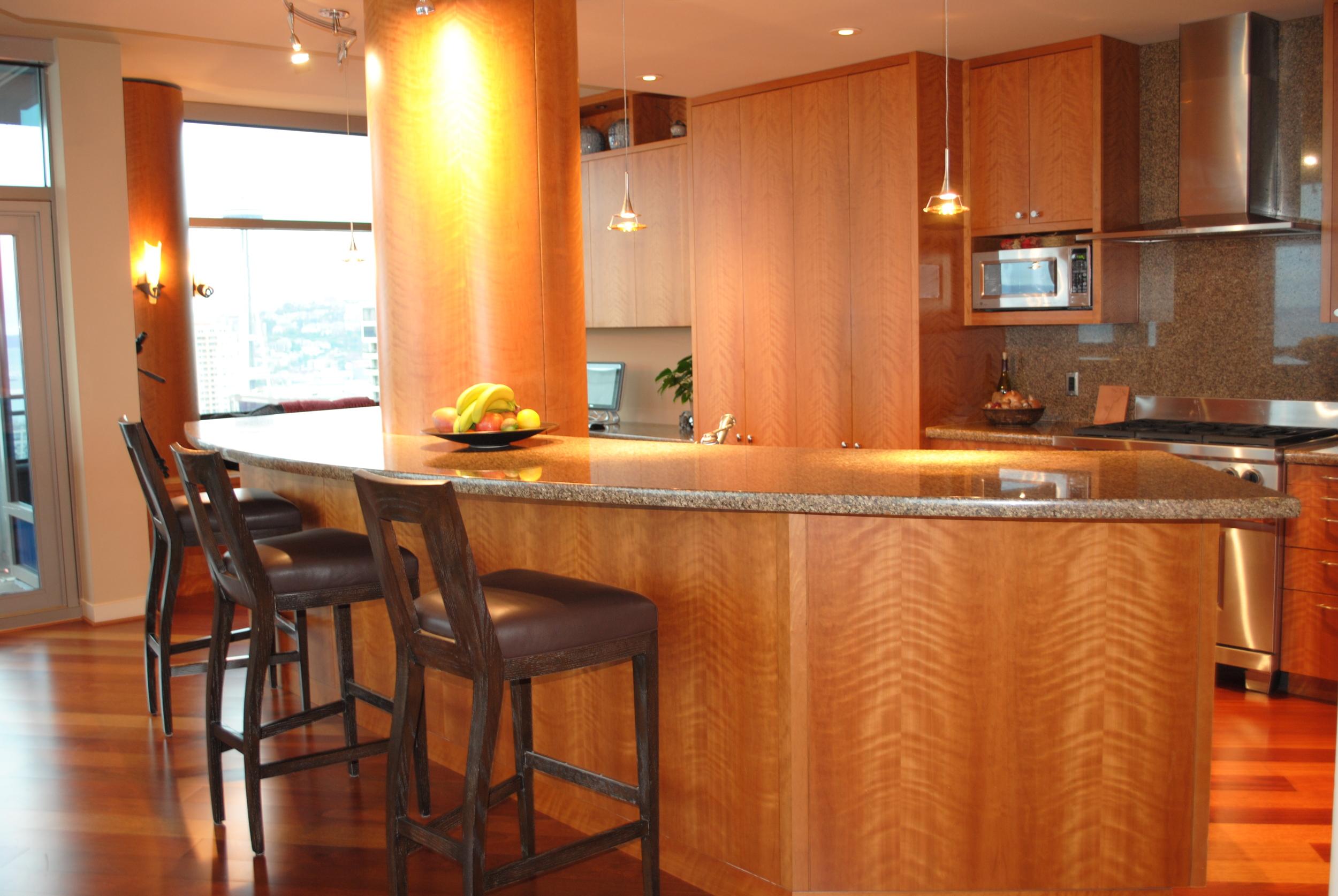Downtown Seattle Luxury Condominiums