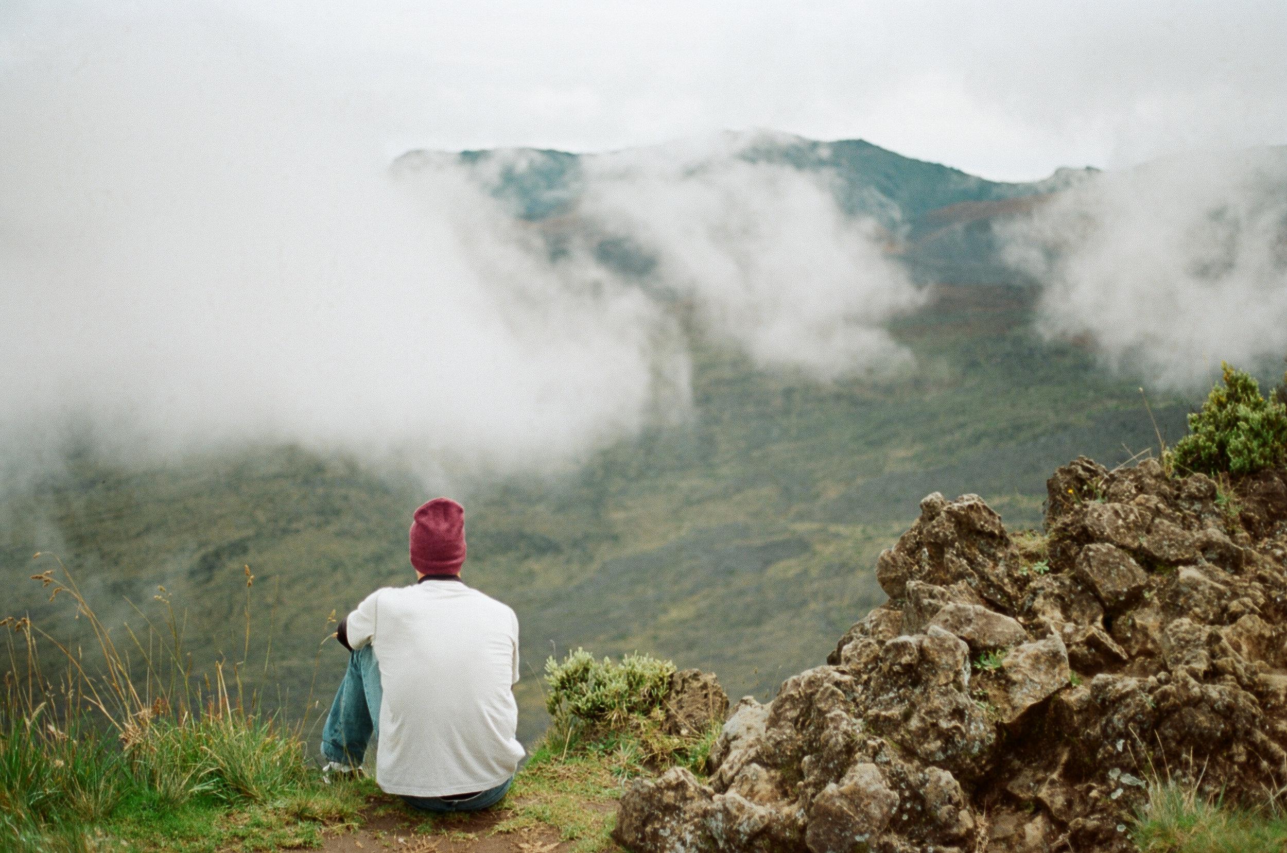 Mount Haleakala Sunrise Hiking Adventure Wedding Photographers