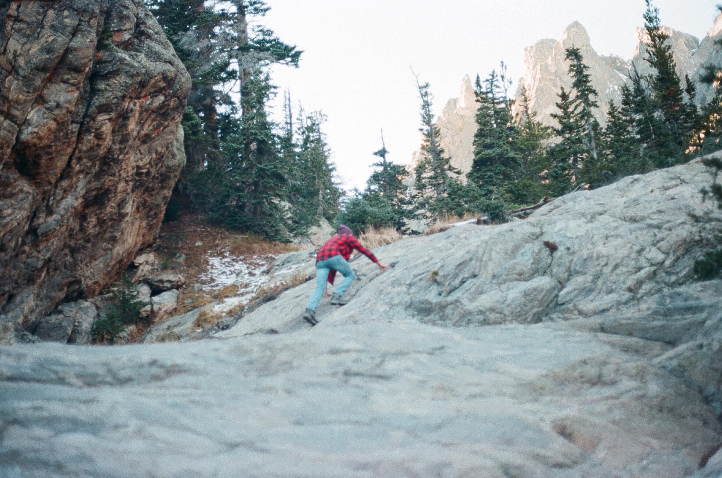 Rocky Mountains Colorado Film Adventure Intimate Wedding Photographer