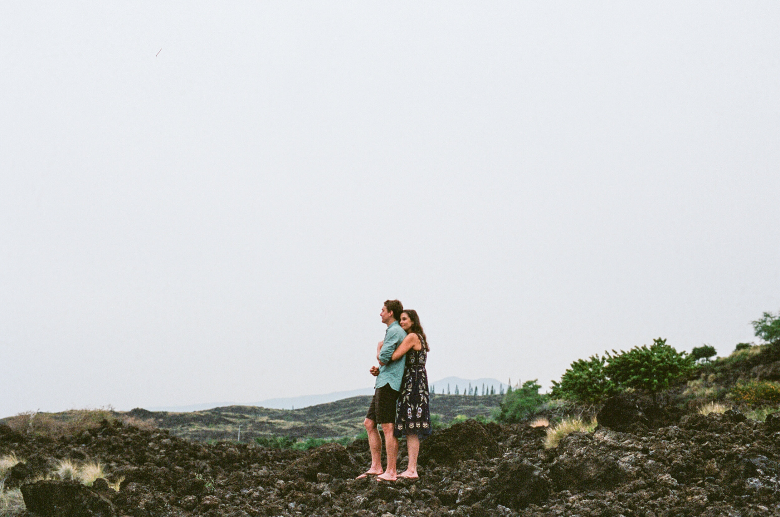 Volcanoes National Park Elopement Photographer Small Wedding in Nature Ideas