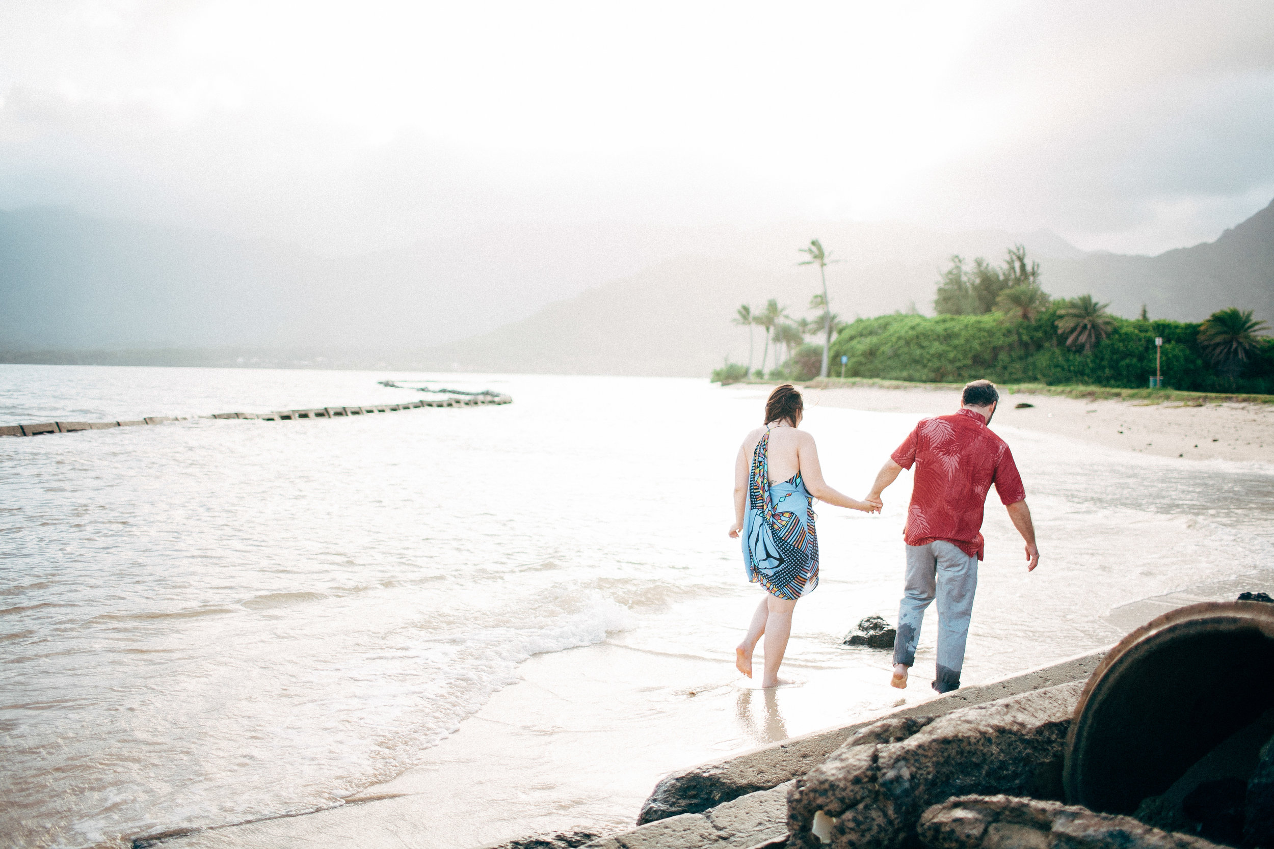 Top Small Destination Wedding and Elopement Photographer by the Water Ocean