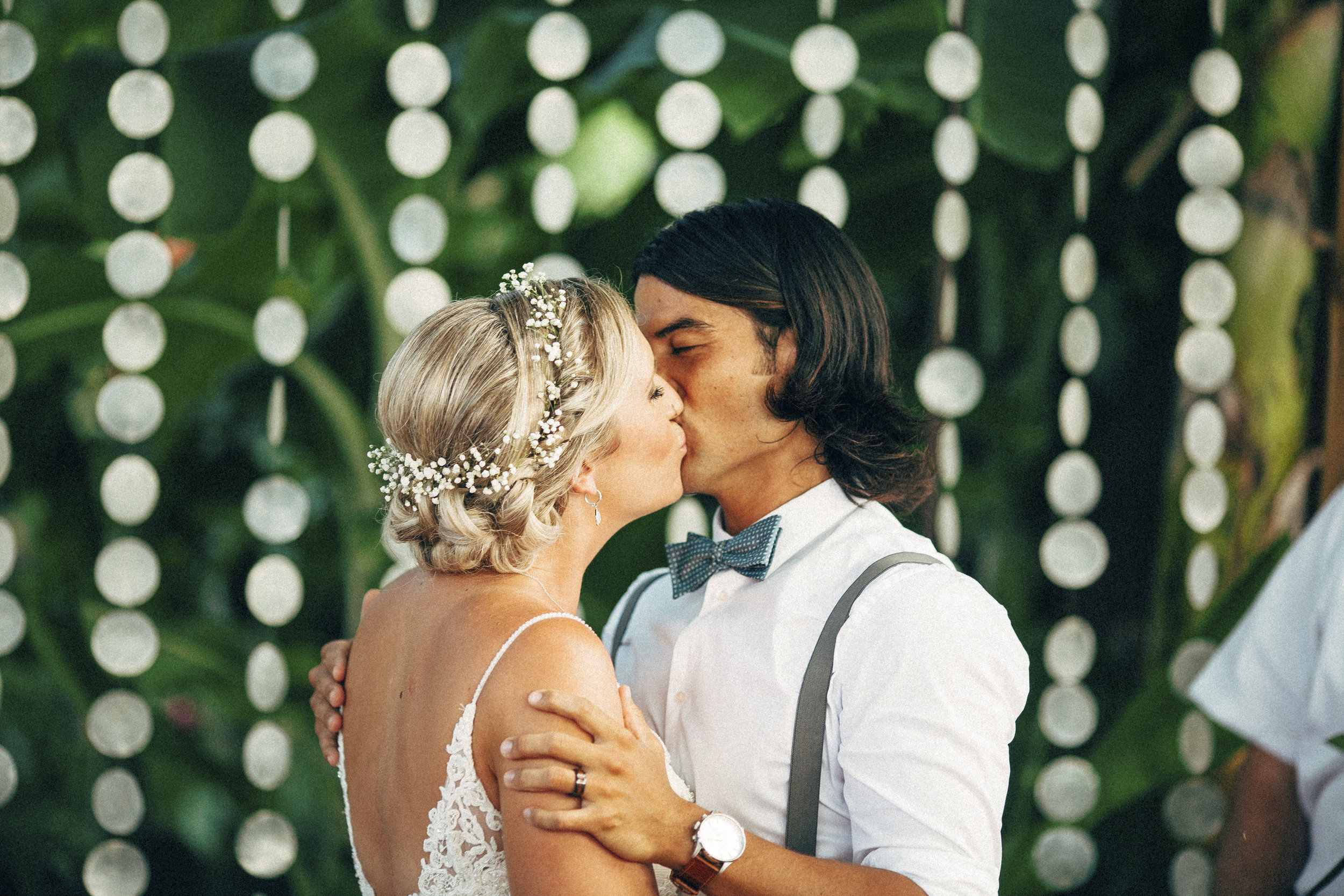 Multicultural Backyard Wedding Images Ideas Candid Sentimental Emotional Photographer Marriage Photos