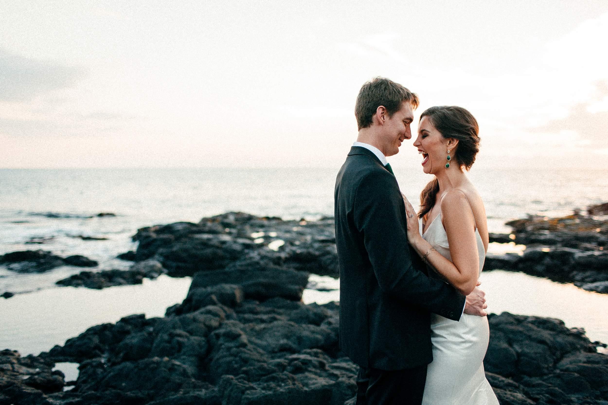 New Year's Eve Wedding on Hawai'i Island