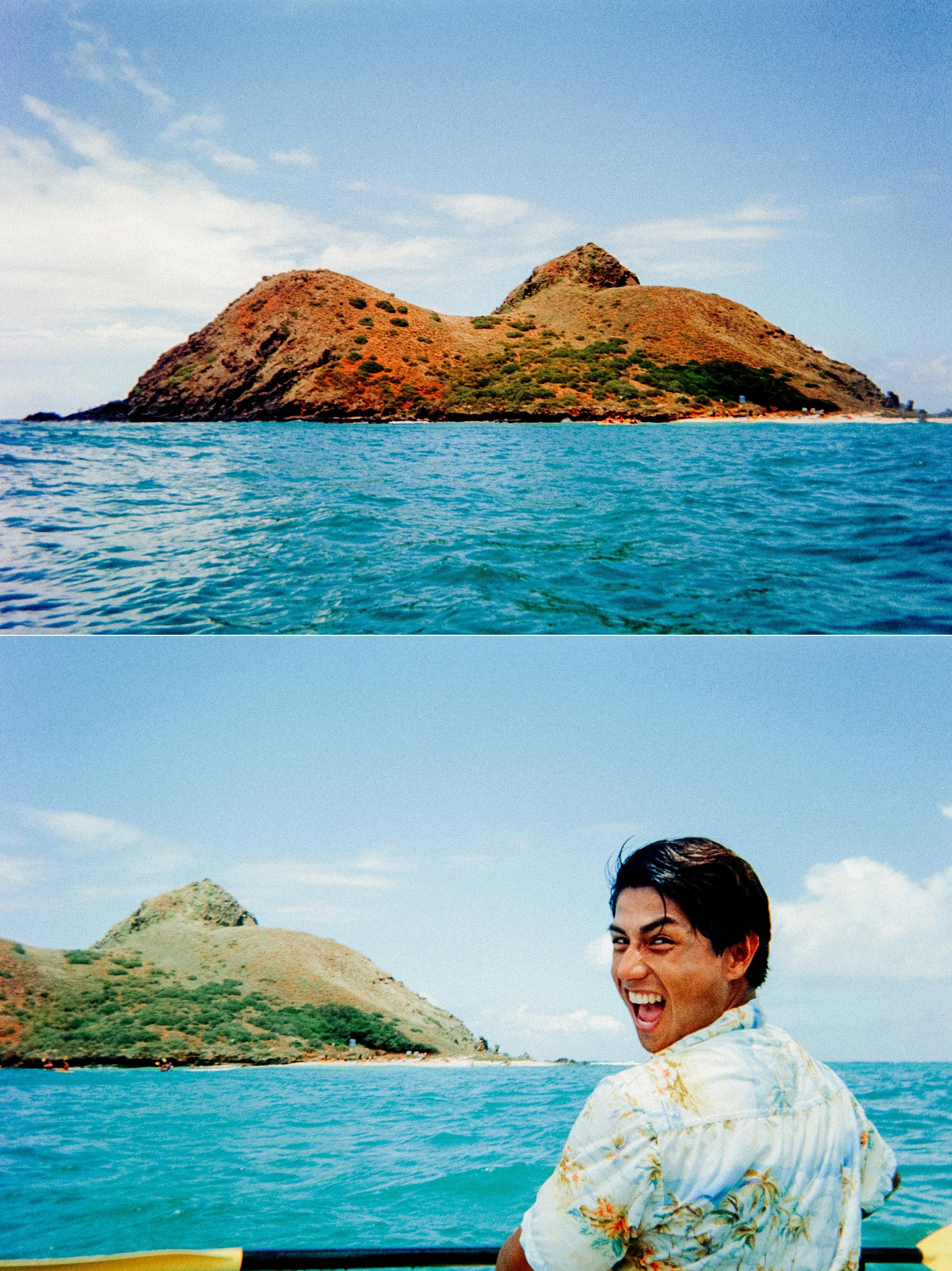 Kayaking Adventure Session to Lanikai Islands