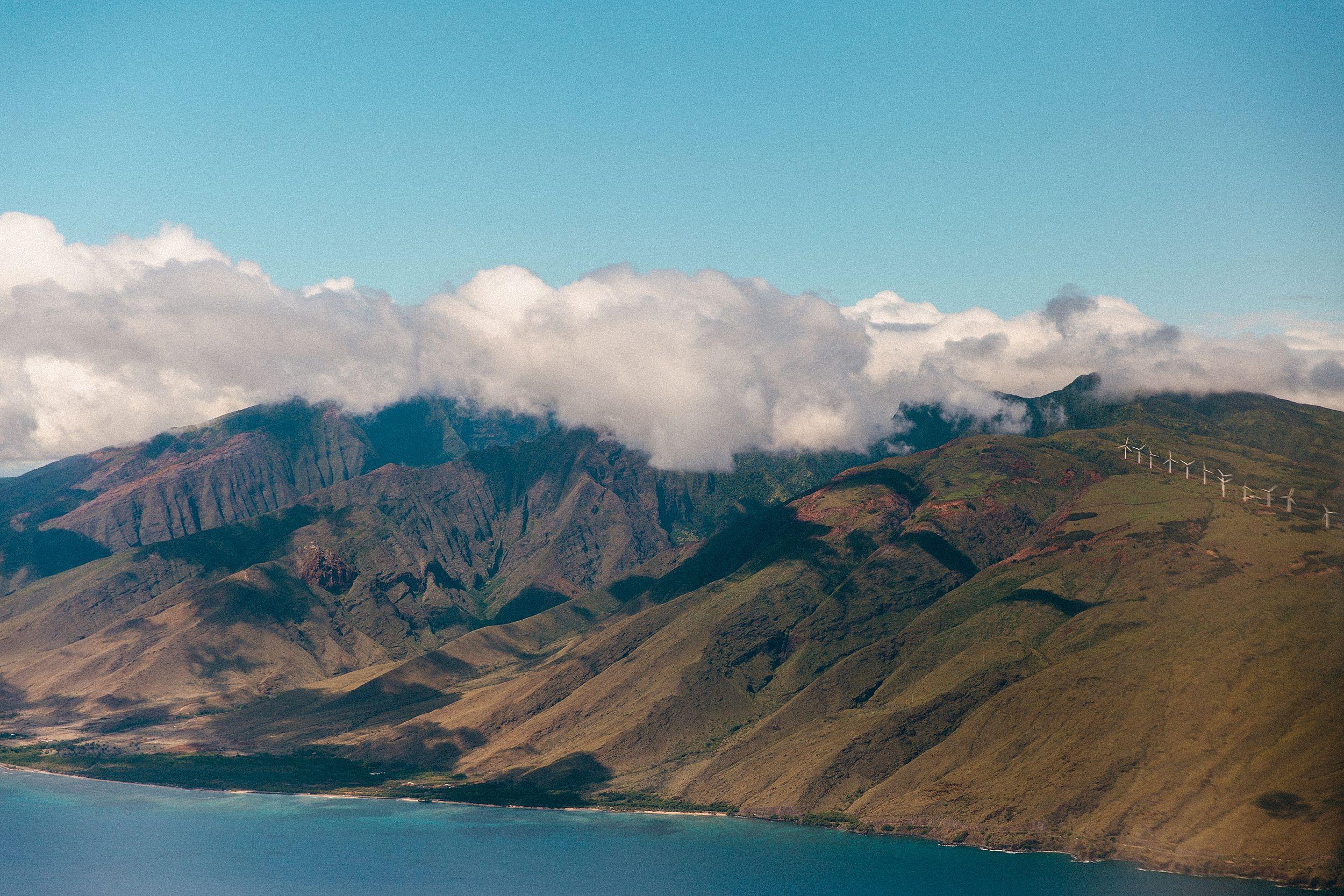 Hawaii Oahu Maui Maternity Photographer Iao Valley