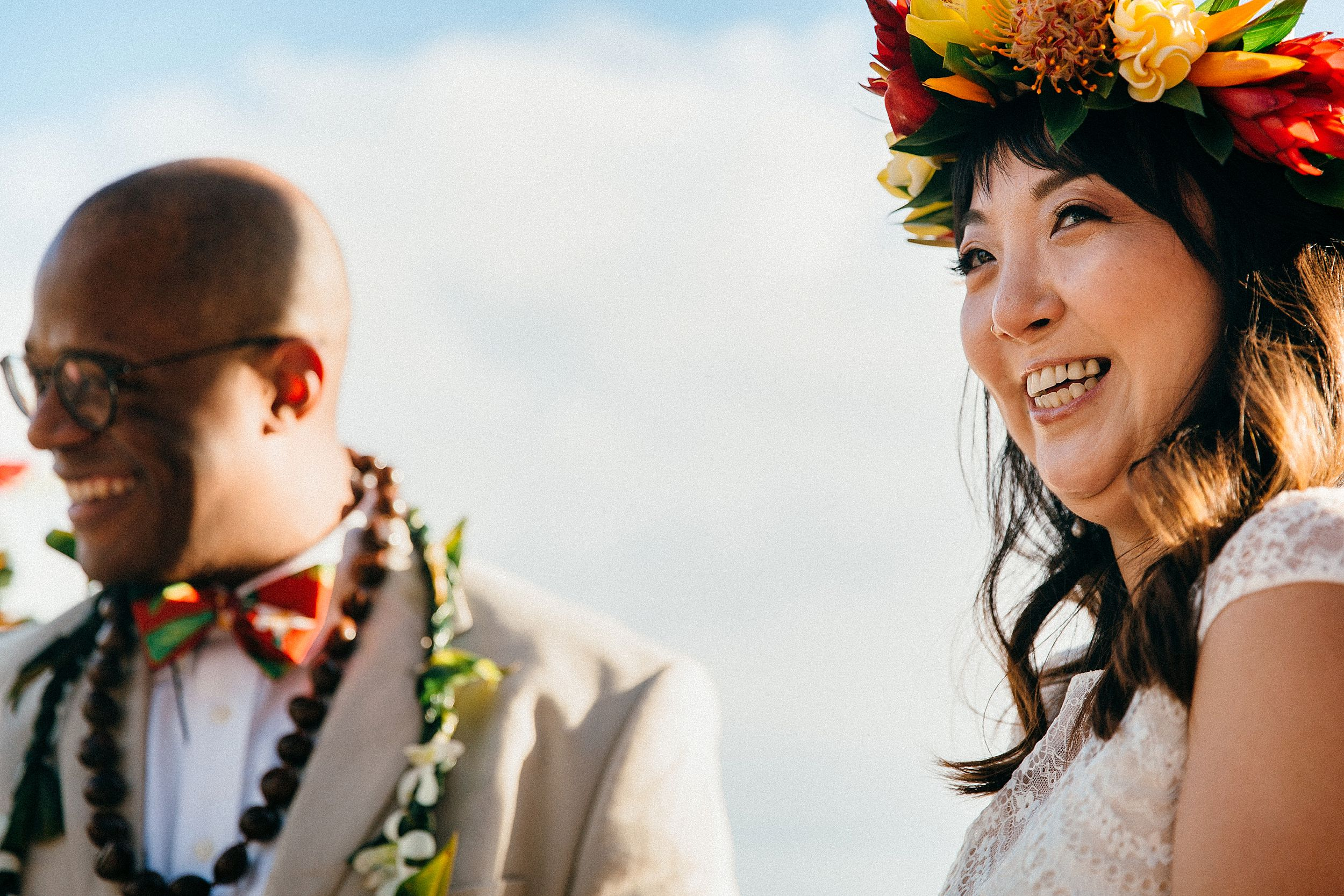 Daylight Mind Wedding in Kona