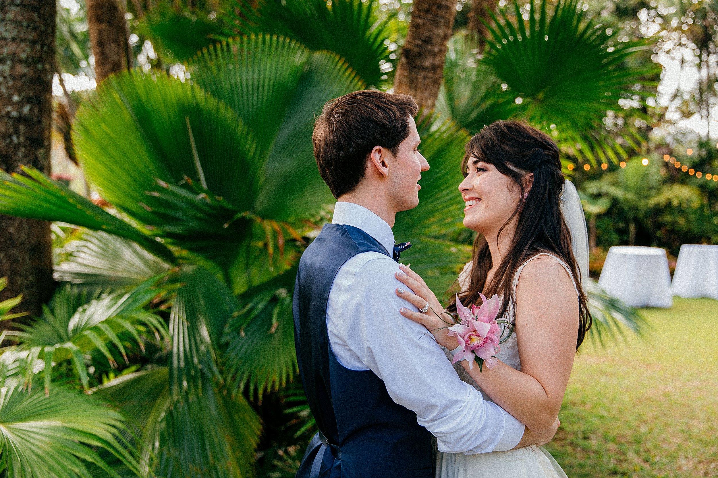 Nikki & Jarred - Intimate North Shore Elopement in Hawaii