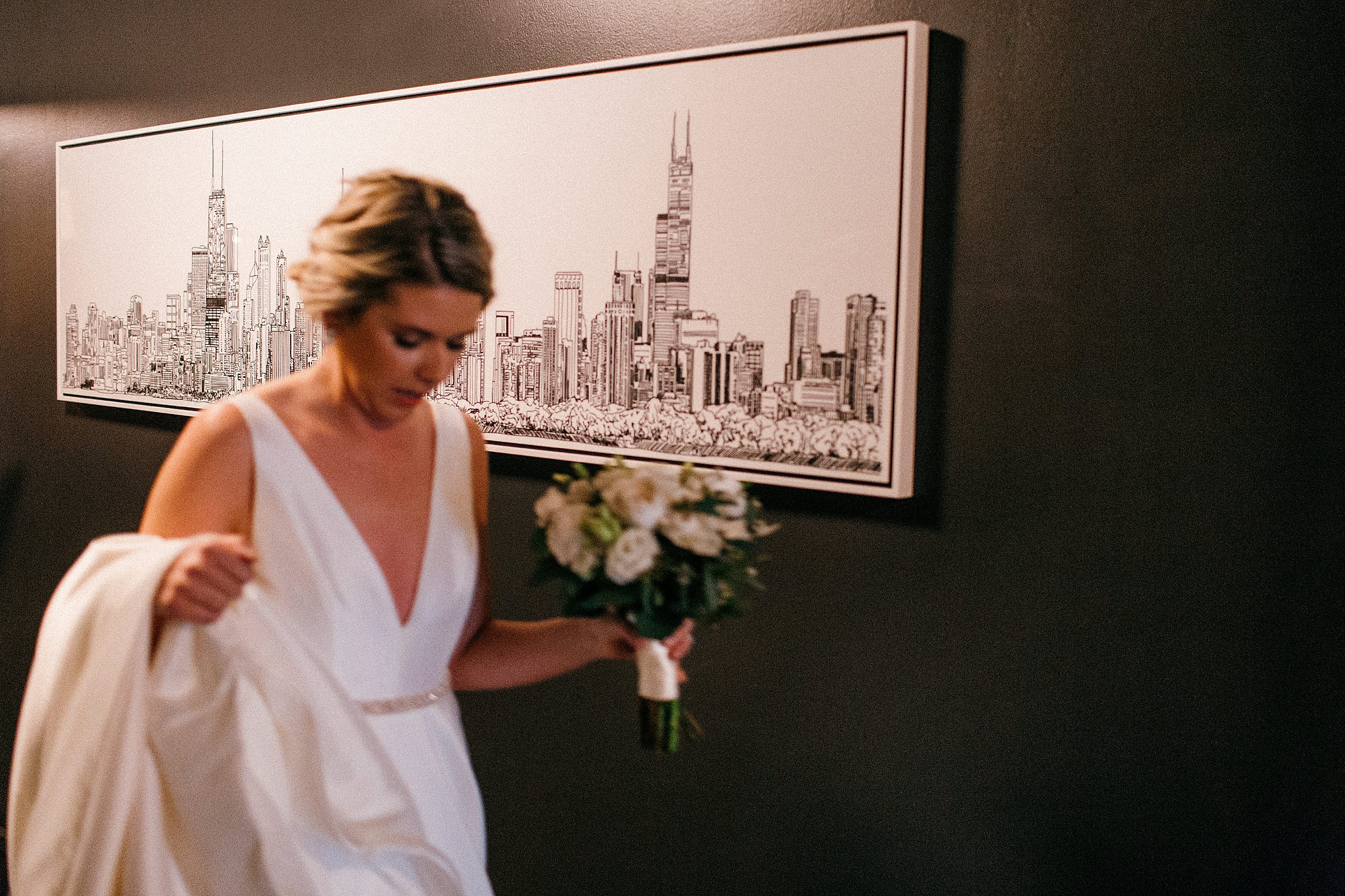 Gabi & Ross - Downtown Chicago Wedding at Revolution Brewery
