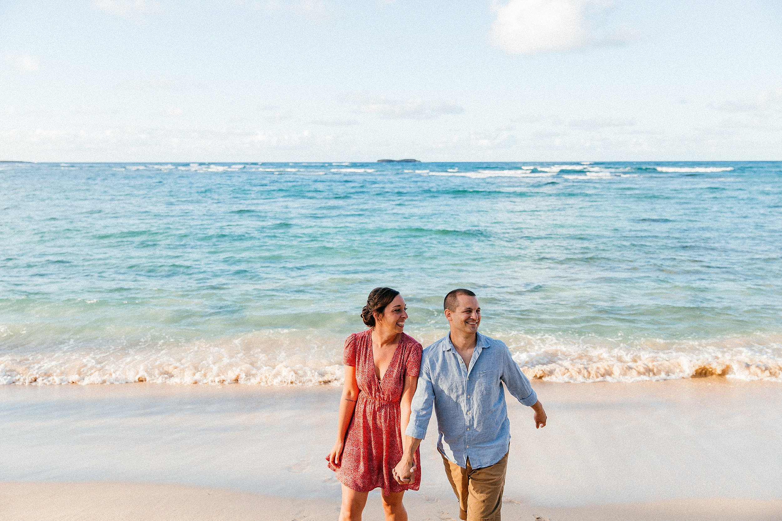 Hawaii Anniversary Photographs