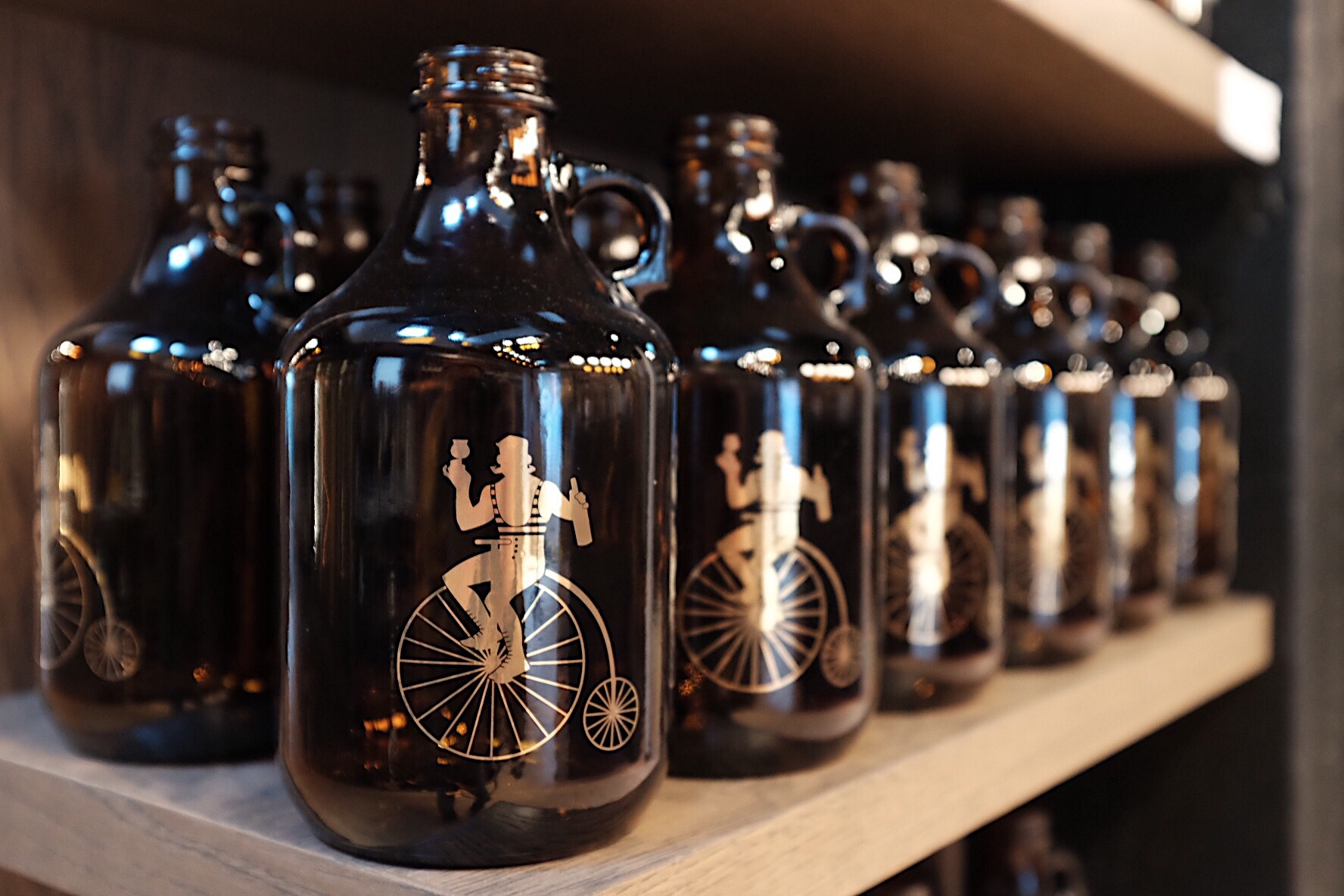 Gold Growlers
