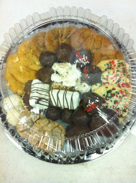 Cookie & Candy Tray