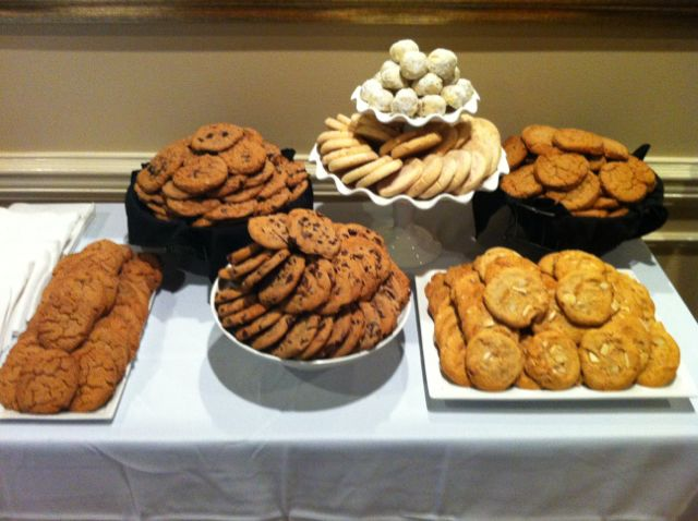 Groom's cookie table 2