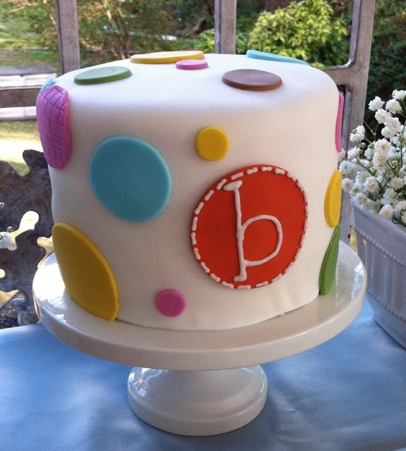 Baby Shower Dots
