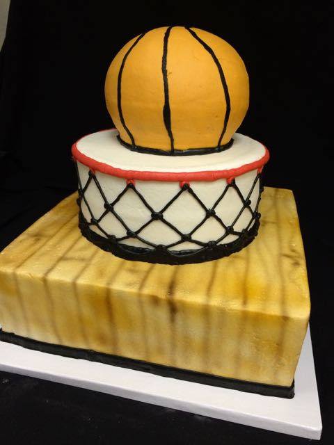 Tiered Basketball 2