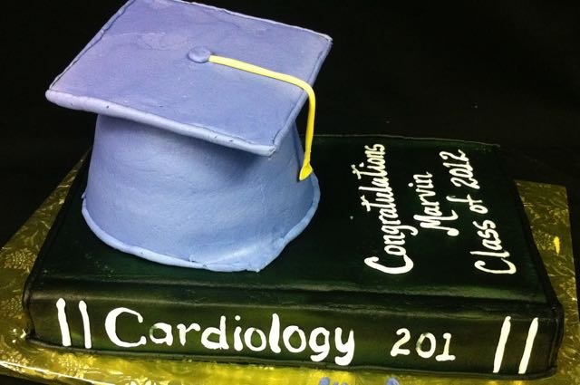 Graduation Book and Cap 1