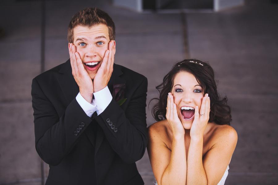 Tiffany and Sam   Married-33