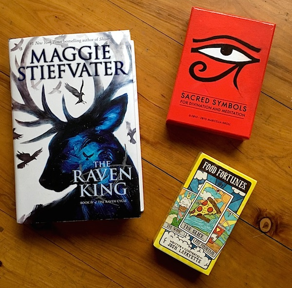 Raven_King_Sacred_Symbols_Food_Fortunes