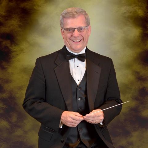 Ron Argotsinger, conductor