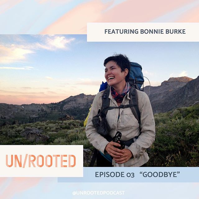 Right now I'm currently working on/cutting episode 04 of @unrootedpodcast together, but until it's released check out episodes 01-03 if you haven't already! In episode 03 you'll hear from my childhood friend @bklynbird as she thinks back to moving as a kid and why her moves as an adult were significant. 💙🧡 #unrooted #whereishome #whereishomeanyway #homeiswhere #movingday #movingforward