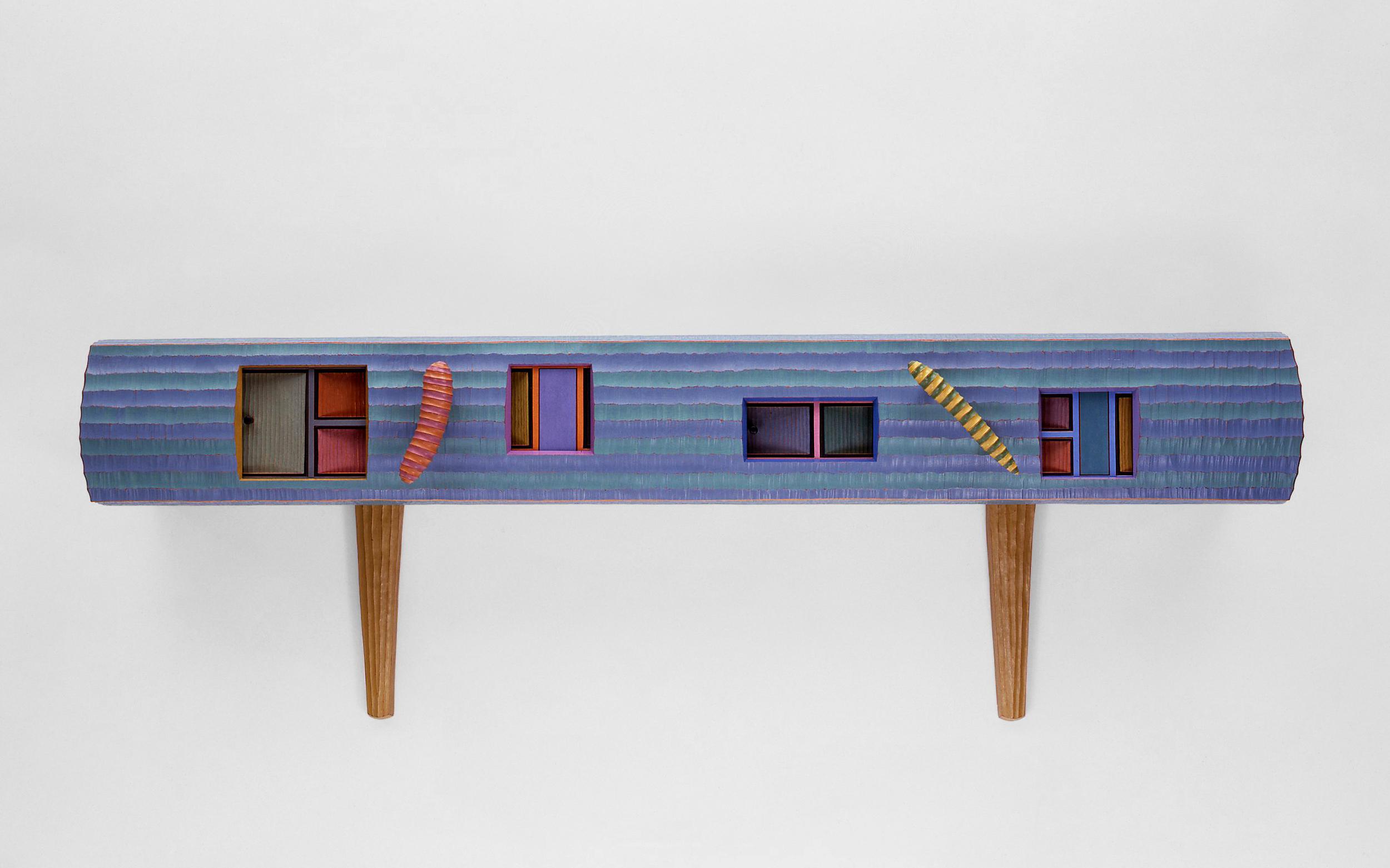 Sliding Wall Cabinets |  1998