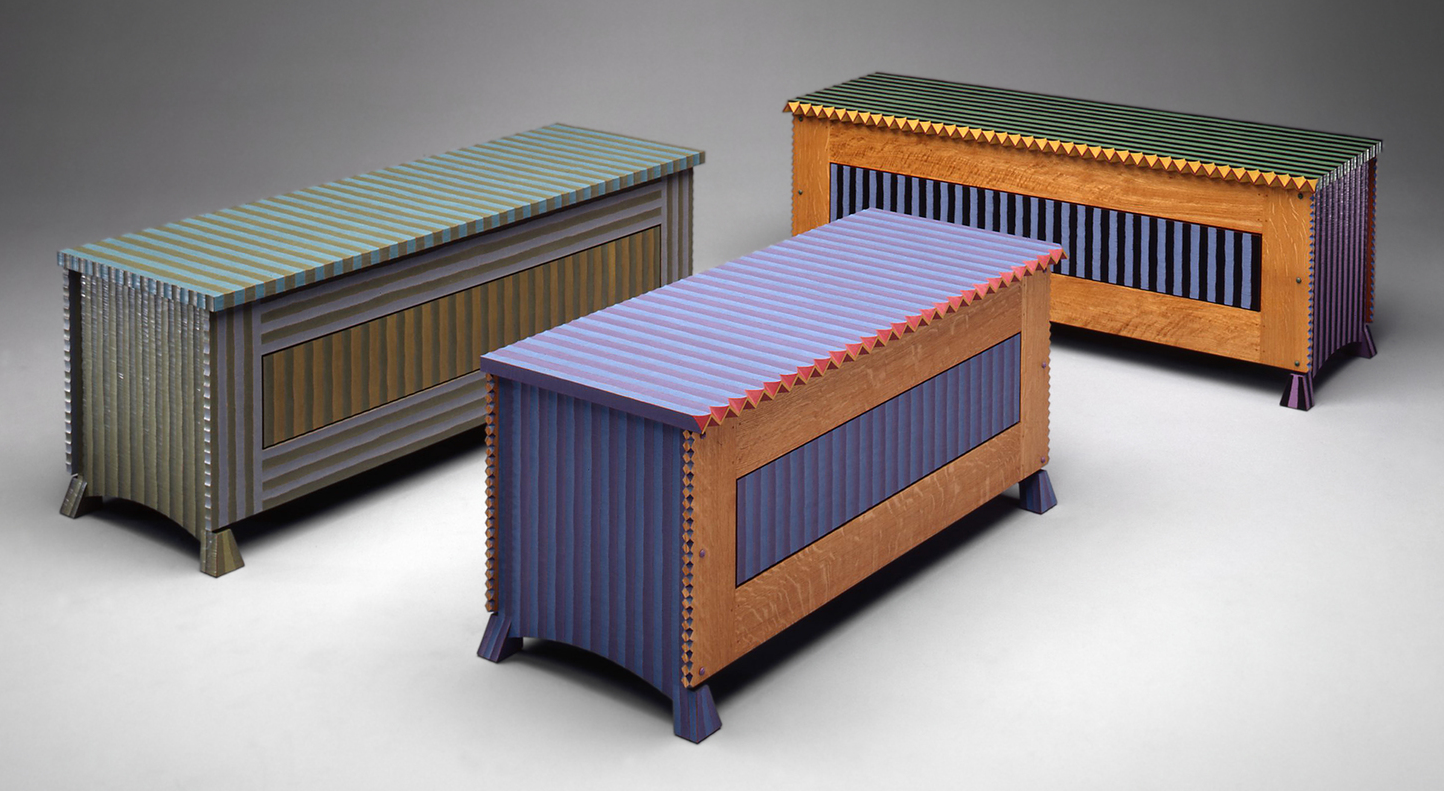 Blanket Chests  |