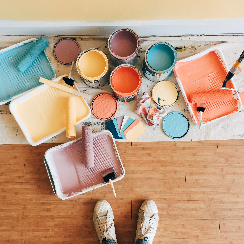 Hari Mari Colors by Kyle Steed