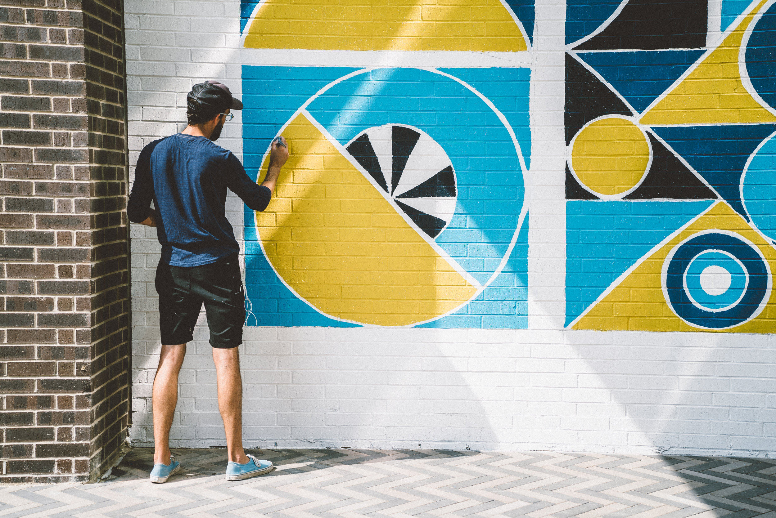 Mural for Broadstone LTD by Kyle Steed