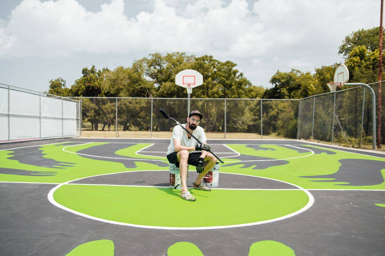 Mountain Dew Courtside Collection by Kyle Steed