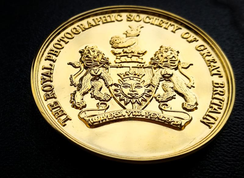RPS Gold Medal