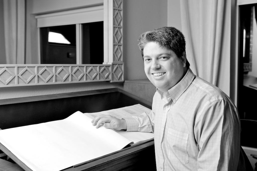 Greg Jones, Registered Architect