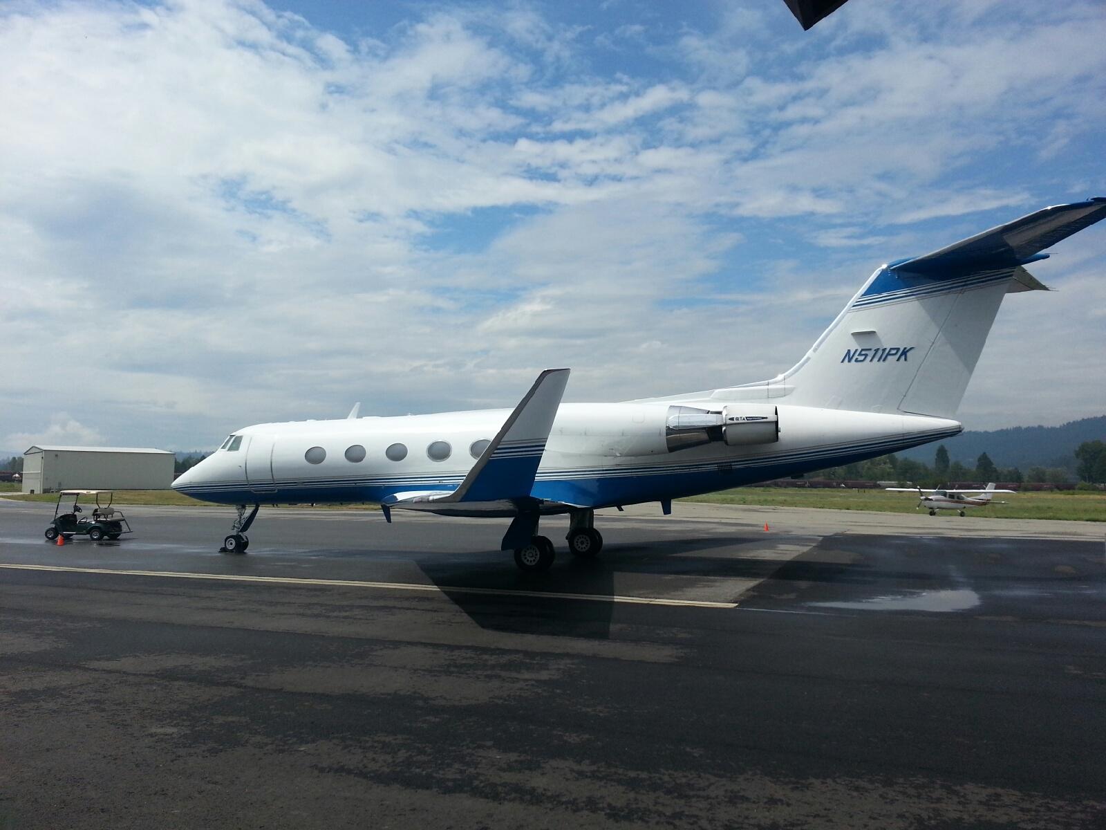 Sandpoint Idaho Jet