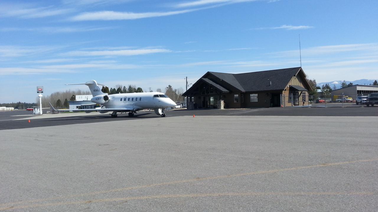 North Idaho Jet