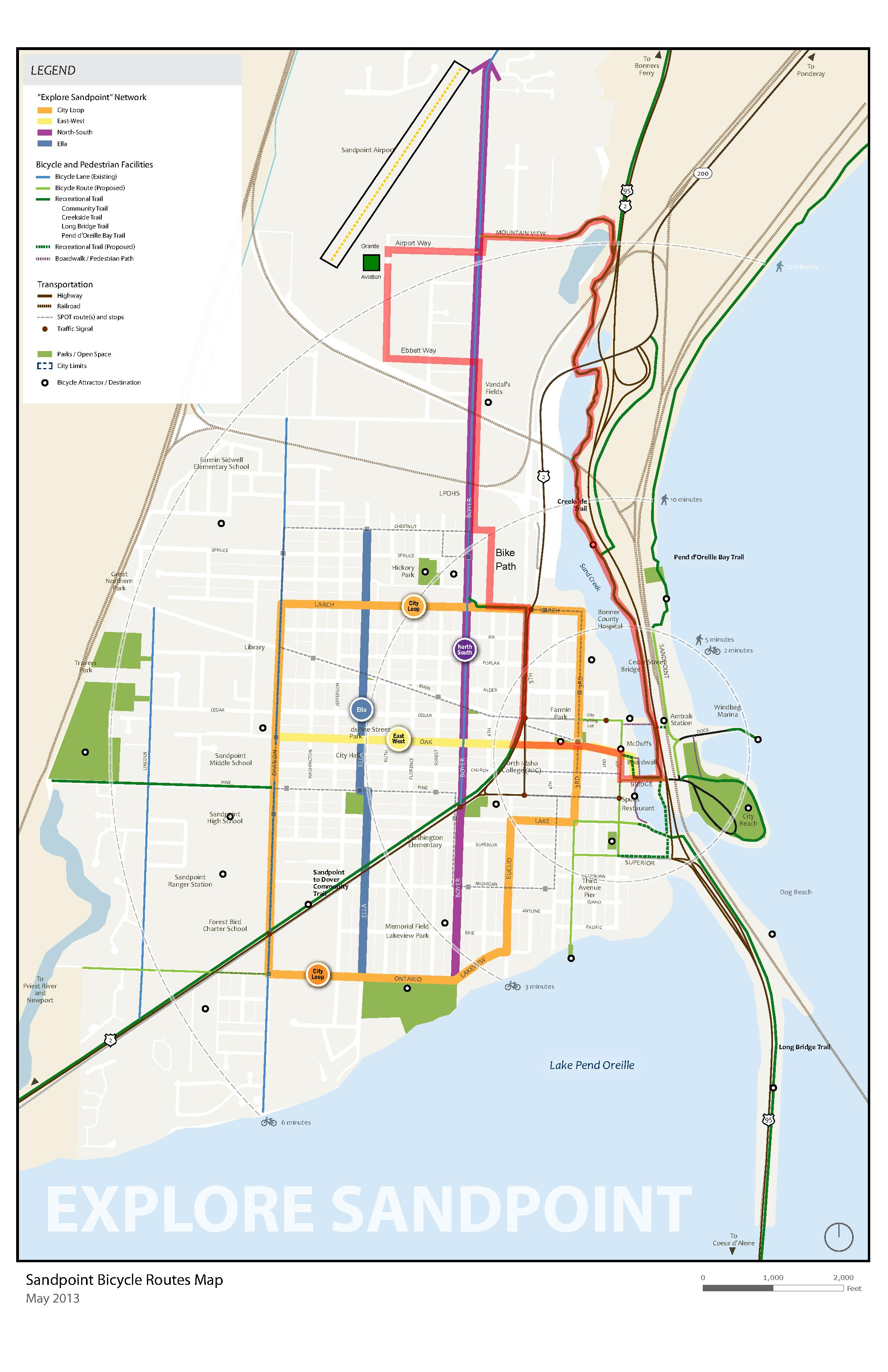 Sandpoint Bicylcle Map.jpg