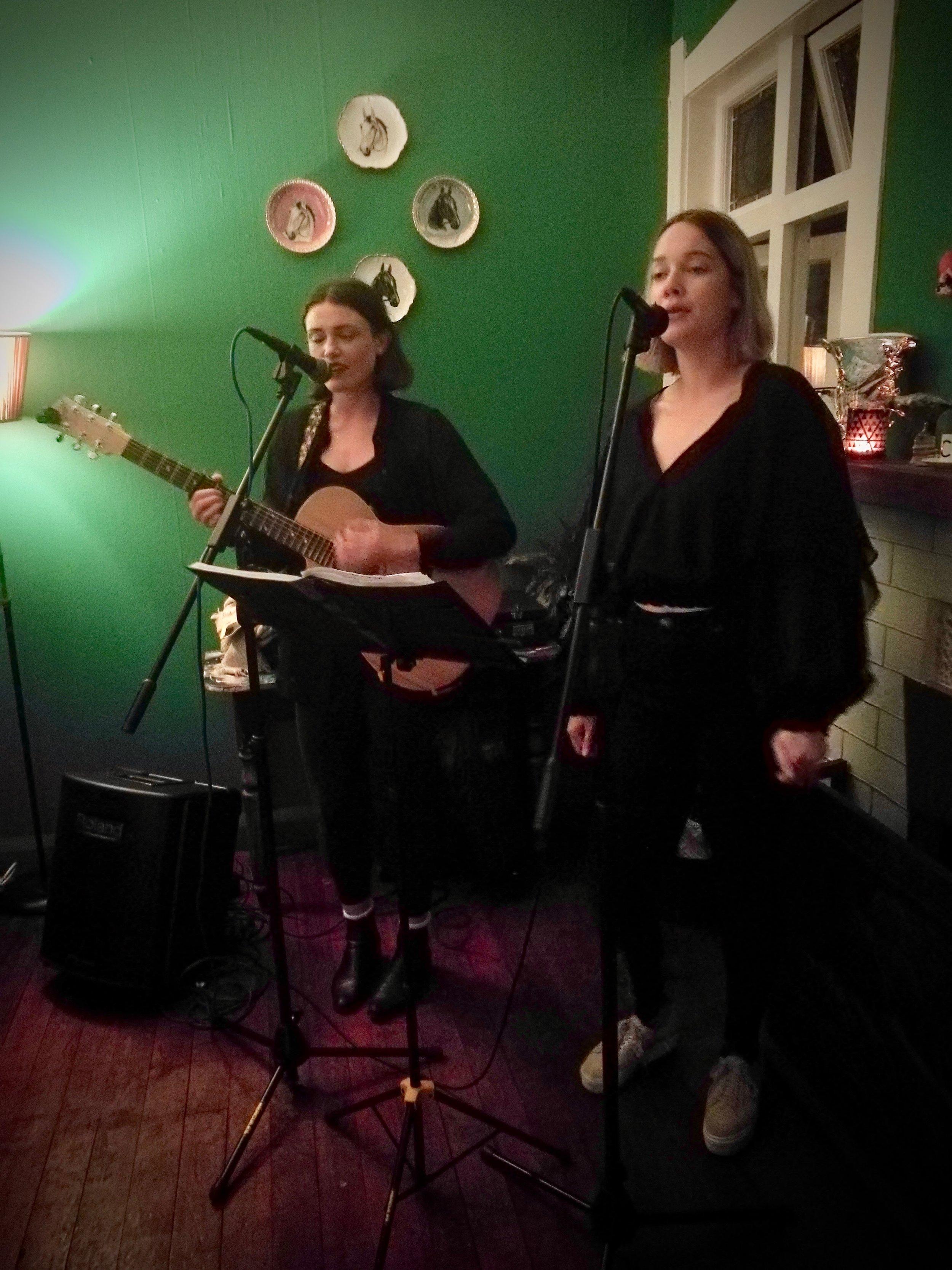 ROOK - Hanna Judd & Rose Treadwell