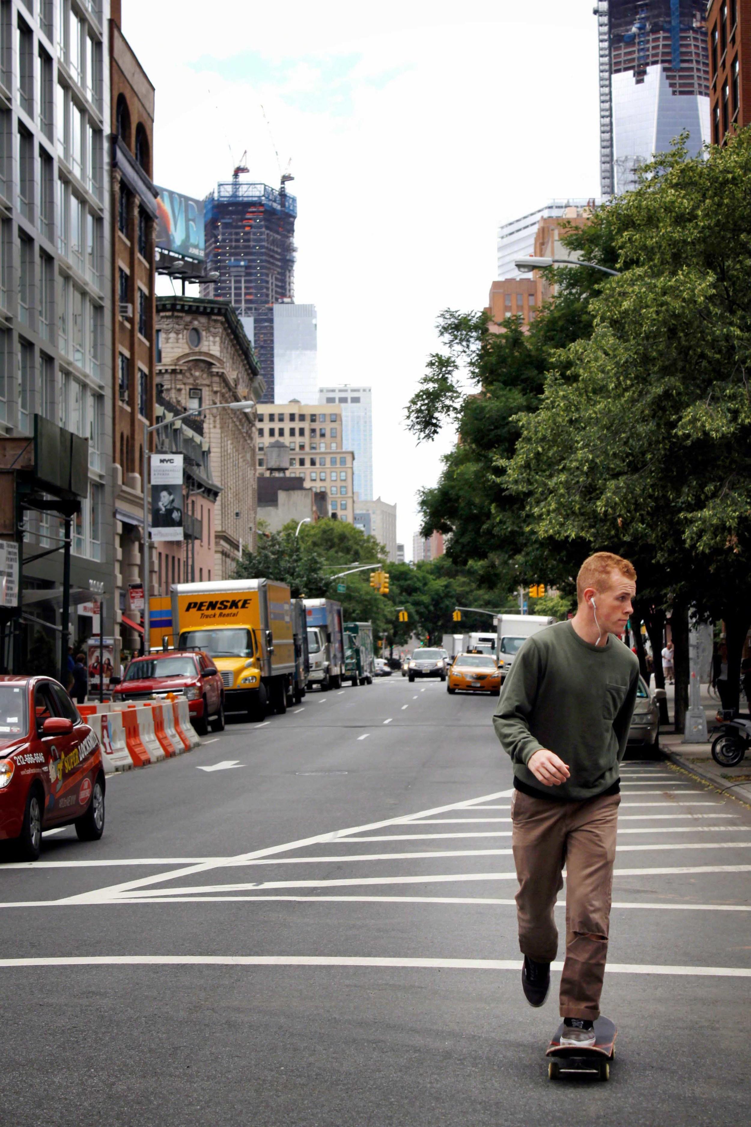Ginger on a skateboard.jpg