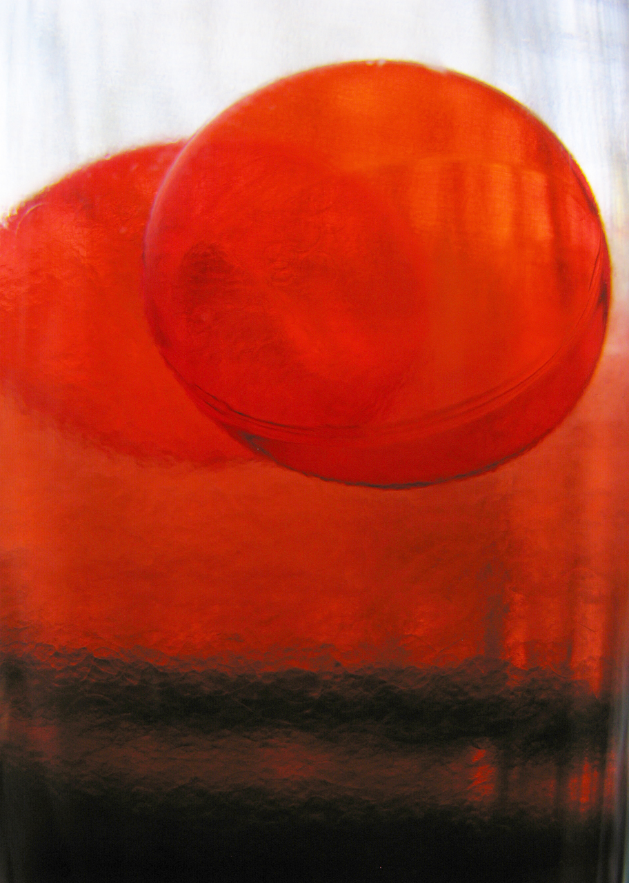 Fluid Convergence - Red