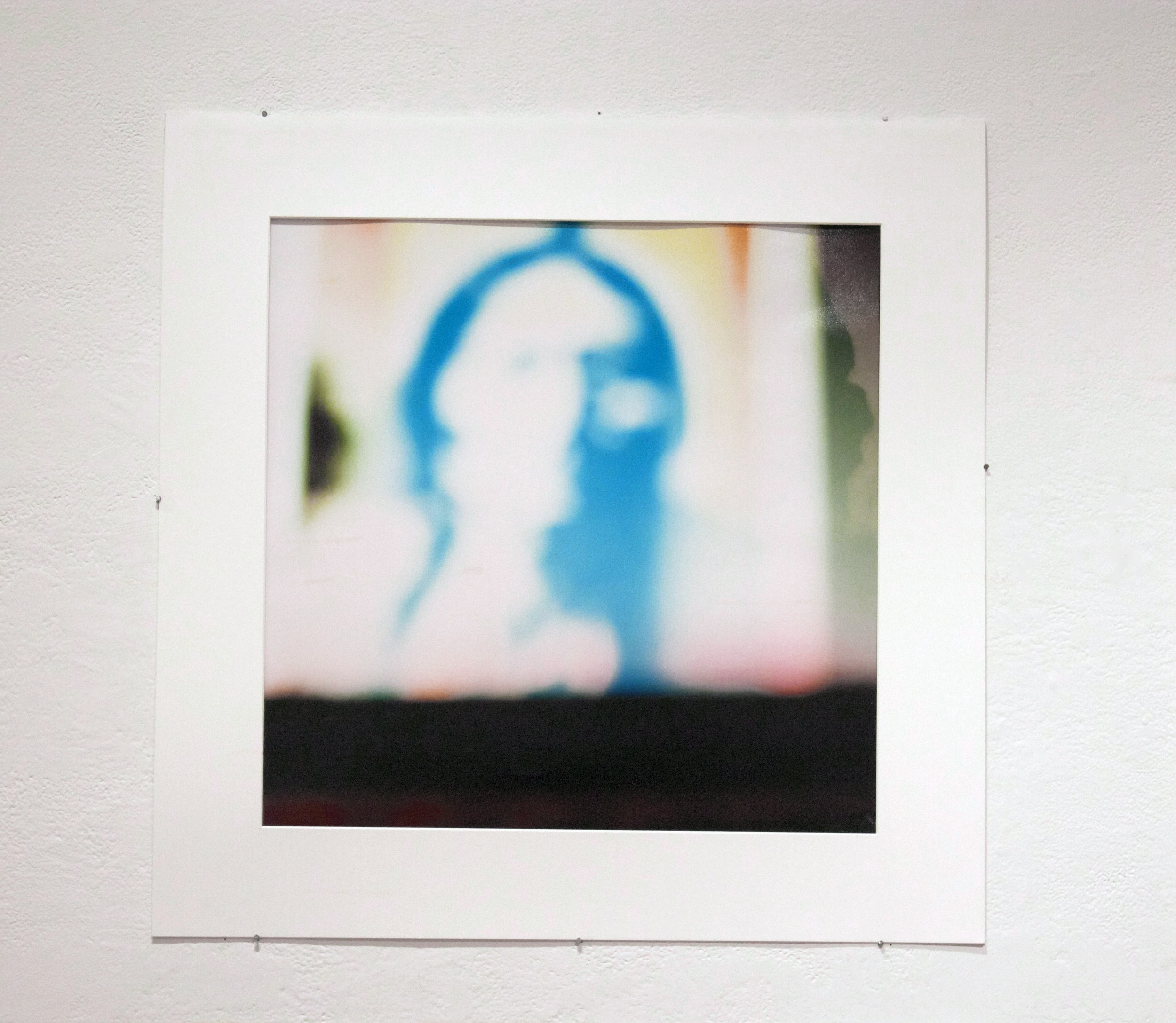 """Fragments Of Flesh  , No. 1, 2012. Color film printed on glossy photo paper, 20"""" x 20""""."""