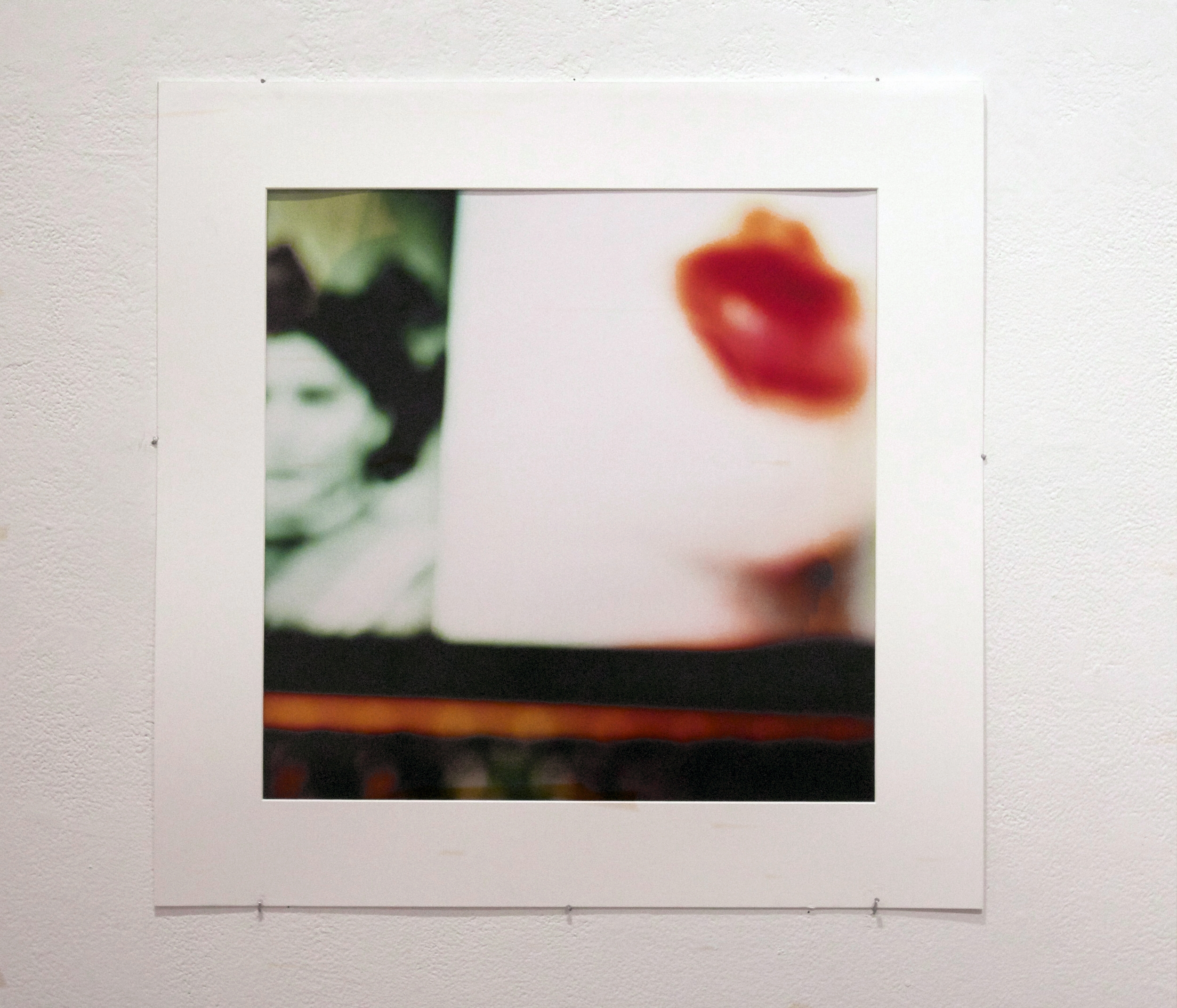 """Fragments Of Flesh  , No. 4, 2012. Color film printed on glossy photo paper, 20"""" x 20""""."""