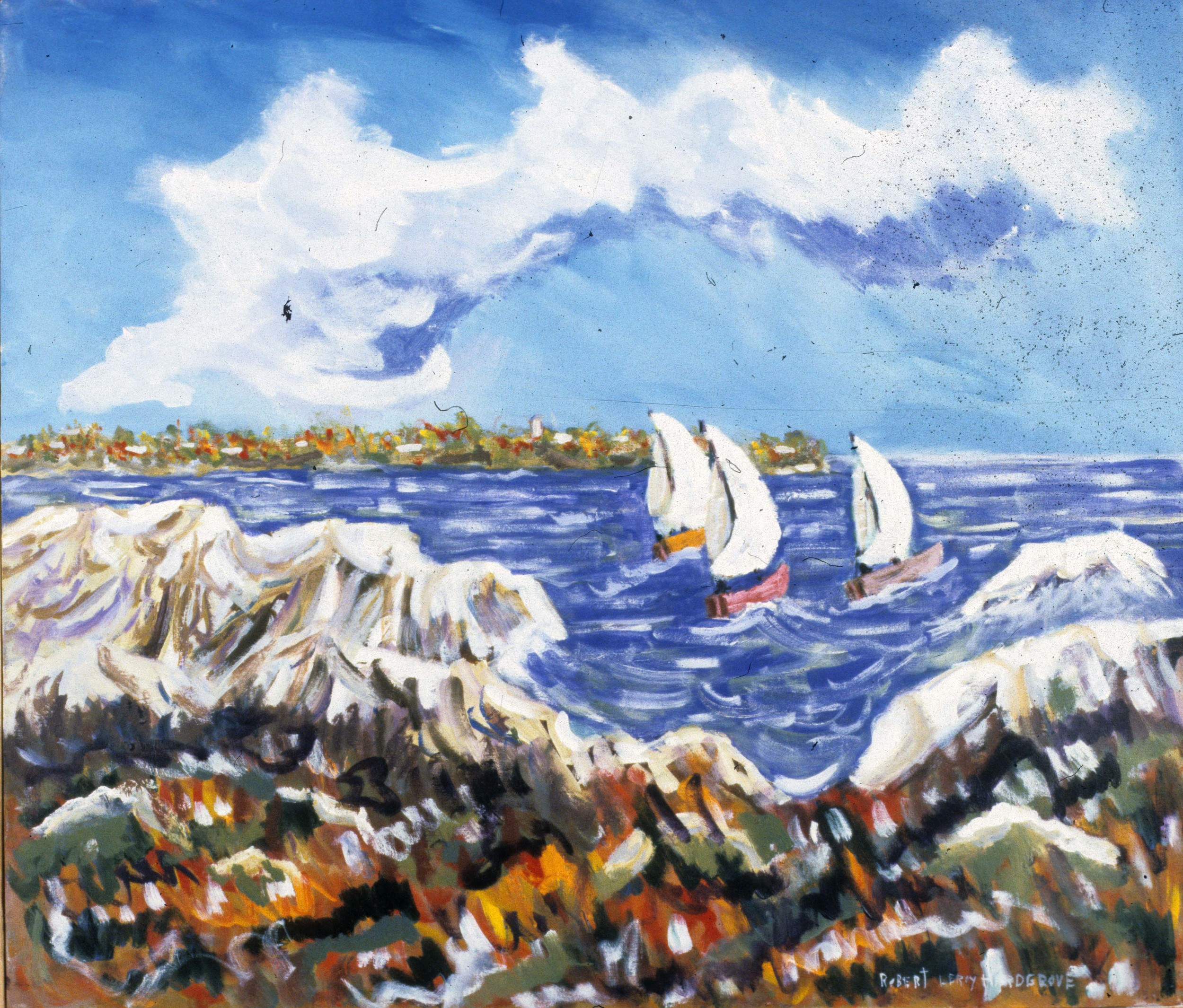 #251 Sailboats Near the Shore - Copy.jpg