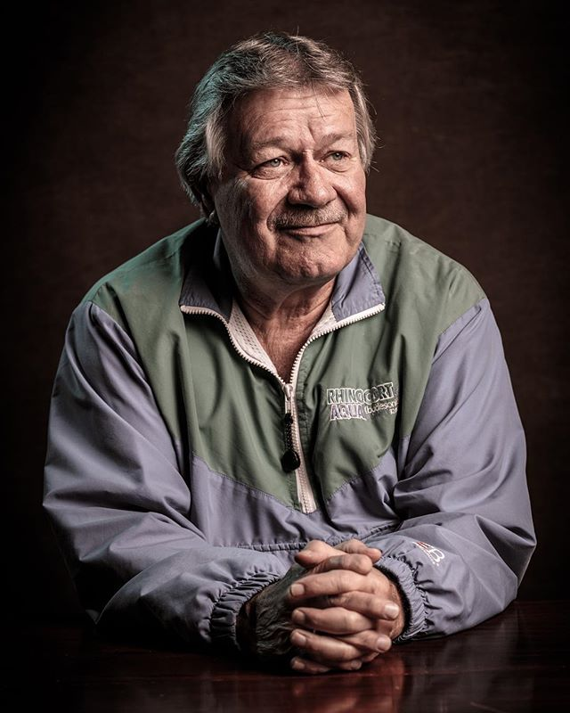 Homeless no more! My latest series of portraits are men who left the streets of Louisville and moved into permanent housing.  St. John Center for Homeless Men helped 182 guys make this transition in 2017.  Shot with #Canon 5D Mark IV and paulcbuffinc lighting.  #portrait #beautiful #nonprofit #photooftheday