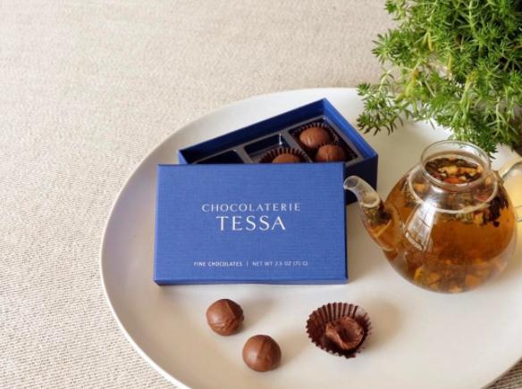 Chocolaterie Tessa -  Yaupon Cinnamon Spice Chocolate