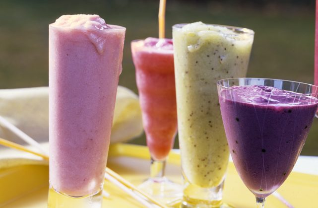 Four fruity, weed-infused smoothies to lift you up and fight off summer heat - JUN 20, 2017