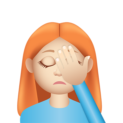 Gingermoji7_All408px_0010_Layer-Comp-11_StraightHairGirlFacepalm.png