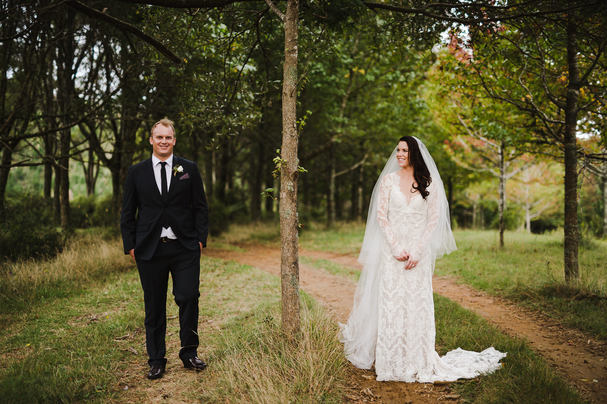 bride and groom and trees.jpg