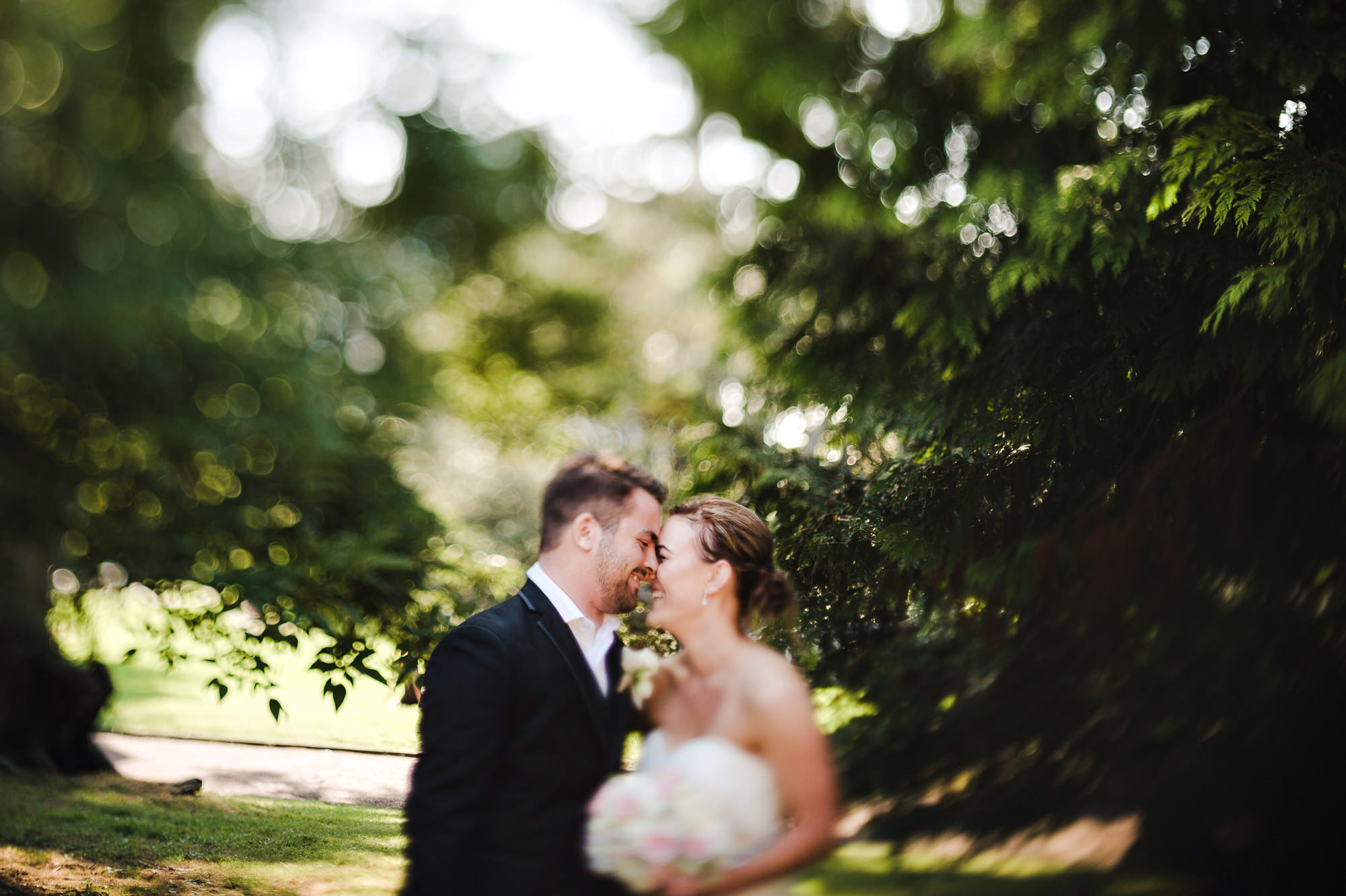 12 Freelensed Wedding Portrait Lens Whack Freelens NZ.JPG